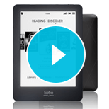 Kobo Glo video