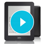 Kobo Mini video