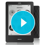Kobo Touch video