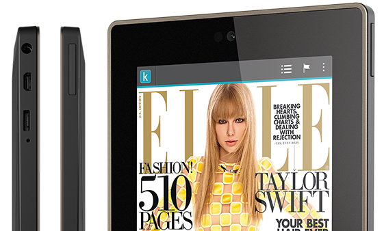 Designed for Readers on the move
