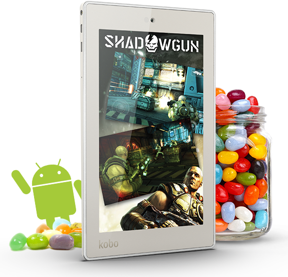 The Sweetness of Android