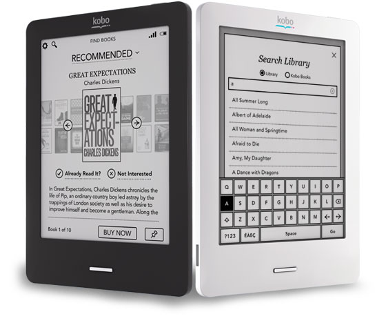 how to delete books from kobo touch