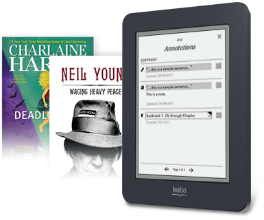 Your eBooks, your way