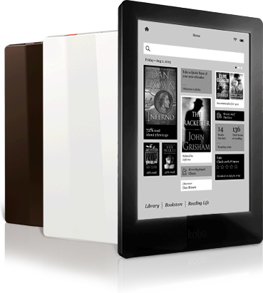 The New Limited Edition Kobo Aura HD eReader
