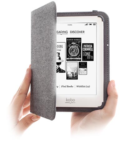 Personalize your Kobo Glo
