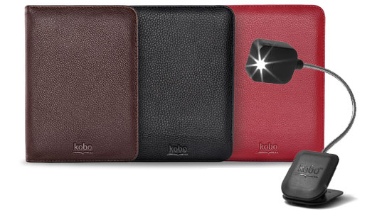 Accessoires voor de Kobo Touch