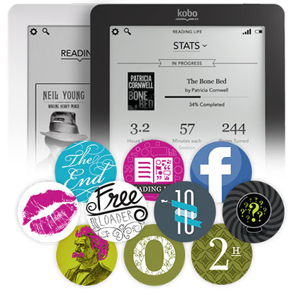 The perks of being a Kobo eReader