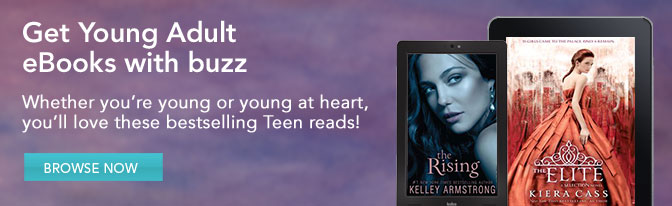 Get Young Adult eBooks with buzz. Whether you're young or young at heart, you'll love these bestselling Teen reads!